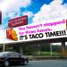 GM personalized billboard ads