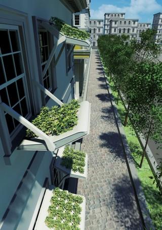 future design, futuristic buildings, future homes, futurist architecture, Herbow, Hsu Hao-Po, Chang Yu-Hui, Chang Chung-Wei, Red Dot Award