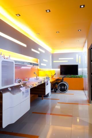 future kitchen, future design, Helder Filipov, modular kitchen, futuristic interiors, Advanced Design Team, future homes, futuristic design, Liberty Project, design, Whirlpool