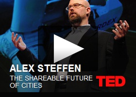 alex steffen, future life, the shareable future of cities, prediction, ted video