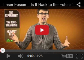 Future Energy, Laser Fusion — Is It Back to the Future Yet, Futuristic Technology