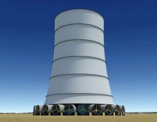 Future Energy, Solar Wind Energy Tower, Green Future, Renewable Energy, Eco Technology, Innovation, Futuristic, Future Technology