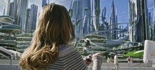 Futuristic Movie, Tomorrowland, TRAILER, George Clooney, Disney, Sci-Fi Movie
