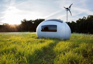 Ecocapsule: New era of sustainable living, Futuristic Architecture, Egg Building Solar-Powered Pod, Future of Energy, Futuristic Travel, Eco Technology, Green Future