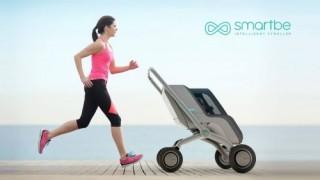 Futuristic Lifestyle, Smartbe Intelligent Stroller, Self-Driving Vehicle