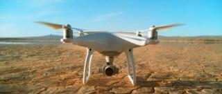 Drone, DJI Phantom 4 Quadcopter, Flying Camera