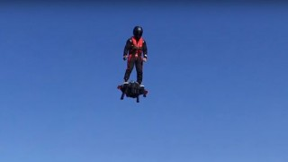 Flyboard Air Hoverboard, Franky Zapata, Future of Aviation, Zapata Racing