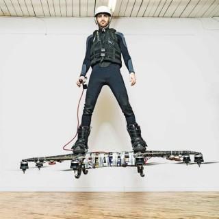 Futuristic Hoverboard, Catalin Alexandru Duru, Omni Hoverboard, The Future of Aviation