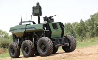 Futuristic Robot, The Future of Warfare, Military Robot, RoBattle – A New Robot to Spearhead Combat Formations in Battle, Modular Robot, Autonomous Combat Robot