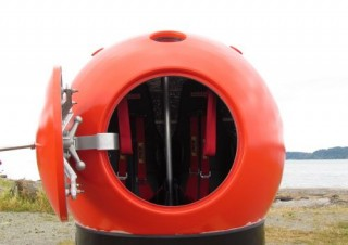 Rescue Mission, Survival Capsule, tsunamis, earthquakes, hurricanes