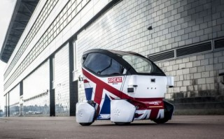 Futuristic Vehicles, Driverless Cars Hit The Roads In UK Cities, Self-Driving Cars, London, Autonomous Vehicles