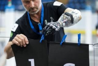 Cybathlon 2016, Bionic Olympics, Cyborg, Futuristic Technology, Championship for Robot-Assisted Athletes, Zurich, Neuroscience, Prosthetics, Brain, Neurotechnology, Exoskeleton, Augmentation, Mind-Controlled Technology, Brain-Computer Interface