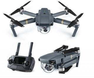 DJI Mavic Pro - Foldable 4K Camera Drone