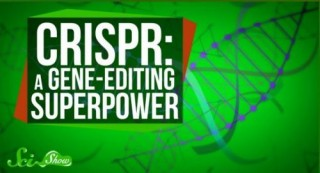 Futuristic Technology, Genetics, Future Trends, Human Development, The Future of Medicine, CRISPR - A Gene-Editing Superpower