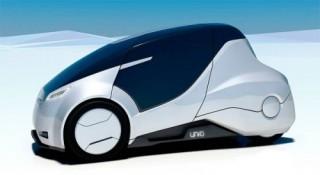 Uniti, Swedish Electric Car, Futuristic Car, Electric Vehicle