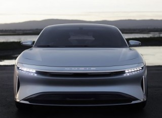 Lucid Motors Unveils Lucid Air, A 1000-HP Luxury EV With A 400-Mile Range, Futuristic Car, Electric Vehicle, Green Future, Luxury Car
