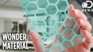 Graphene, New Materials, Futuristic Technology