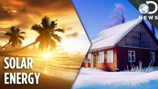 The Future of Energy, Solar Power, Green Technologies, Ecology, The Future of Batteries, Could This New Method Store Summer Heat For Winter?