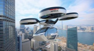 Airbus, Pop.Up, Flying Car, Self-Driving Car, Futuristic Aircraft, Electric Vehicle, The Future of Aviation