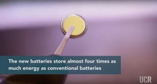 The Future of Batteries, Nanotechnology, Recycled Glass Bottles, Bottles-To-Batteries, More Efficient Batteries, University of California, Rechargeable Batteries