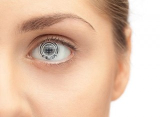 Futuristic Contact Lenses, Eye, The Future of Medicine, Bio-Sensing Contact Lens Could Someday Measure Blood Glucose, Other Bodily Functions, The Future of Medicine