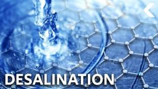 Graphene, Turning saltwater into clean drinking water