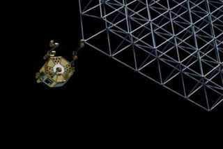 Archinaut Ulisses - The First-Ever 3D Printer That Can Do Construction in The Vacuum of Space