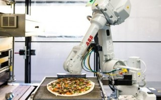 Silicon Valley Start-Up 'Zume' Makes Pizza Economical With Robots | The Future of Food, Futuristic Kitchen, The Future of Robotics